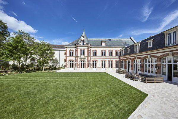 KRUG - Maison de famille Reims - Exterieurs 2