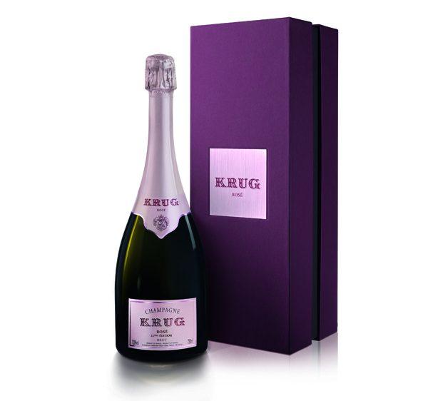 Krug - Rosé 22ème édition - 260€