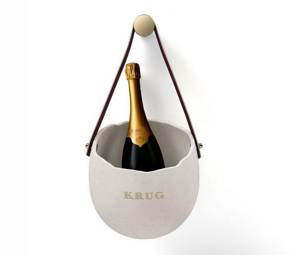 KRUG - Seau Krug Egg Bucket en édition limitée à 400ex. - 190€