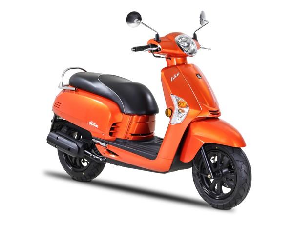 KYMCO - scooter en série limitée LIKE 125cc - 1 999€