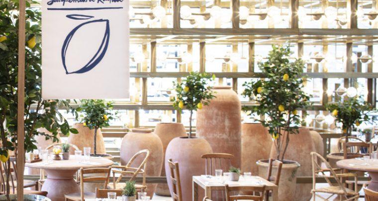 Caviar Kaspia ouvre Citron sur les Champs-Elysées