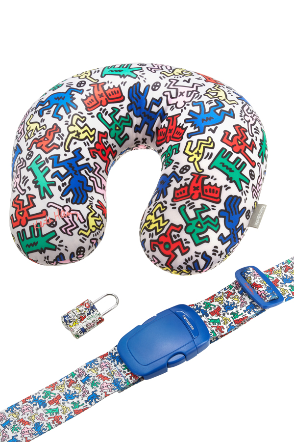 Keith Haring Travel Essentials Group Pic