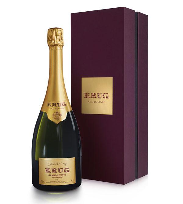 KRUG - Bouteille Krug Grande Cuvée - 165€