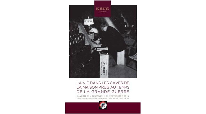 Journées du Patrimoine - Krug expose ses archives de guerre