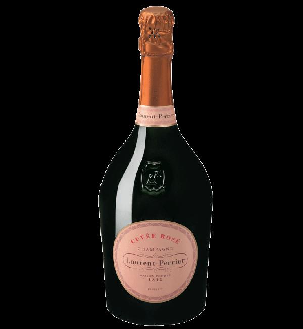 LAURENT PERRIER chez NICOLAS - Champagne Rosé - 60.75€