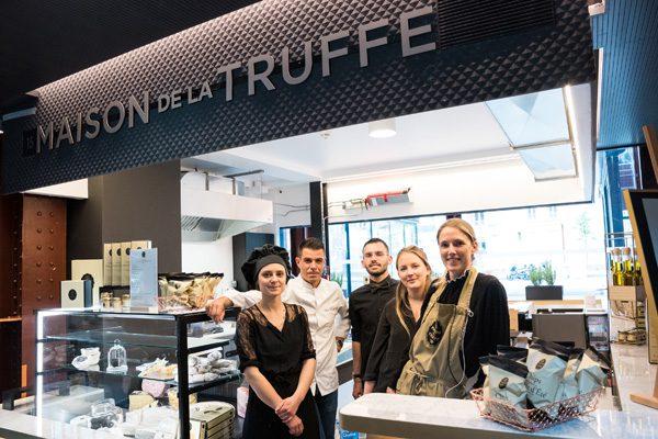 L'Atelier Maison de la Truffe à La Gare du Sud à Nice