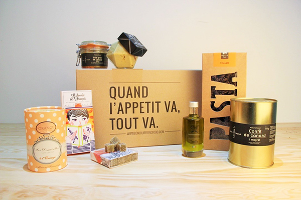 Bonjour French Food, la Box gastronomique qui milite pour le Made in France