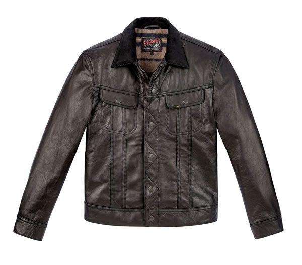 LEE -Veste en cuir – 650€