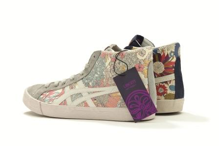 J'ai craqué pour la Fabre version Liberty Collection d'Onitsuka Tiger