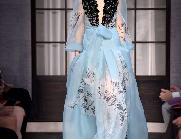#PFW : Schiaparelli, collection haute couture AH 2015 2016
