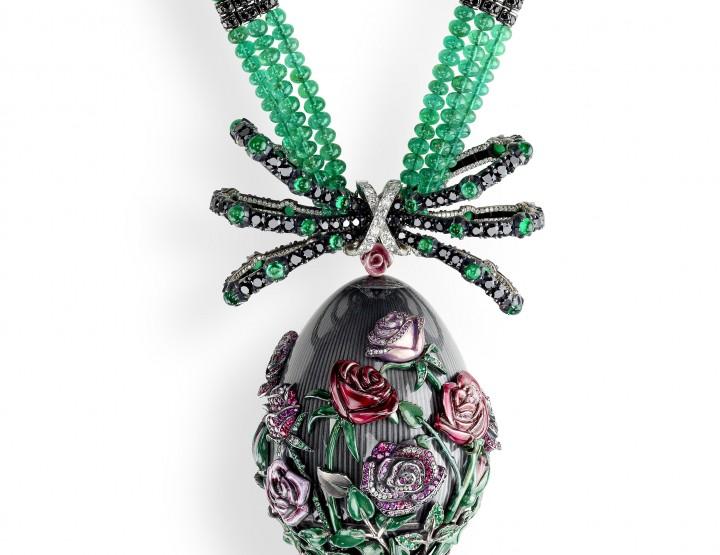 Un nouvel oeuf signé Fabergé