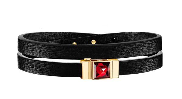 LYS & DHEER - Bracelet Cabochon Love édition limitée - 260€