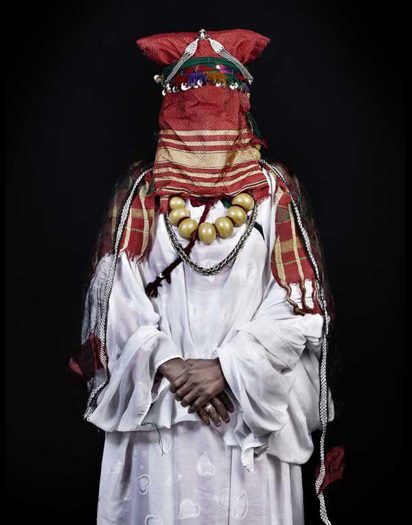 La Mariée de Khamlia, 2014 - Courtesy Fondation Leila Alaoui & GALLERIA CONTINUA, San Gimignano - Beijing - Les Moulins - Habana
