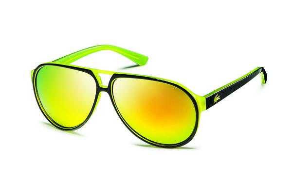 Les lunettes phosphorescentes de Lacoste