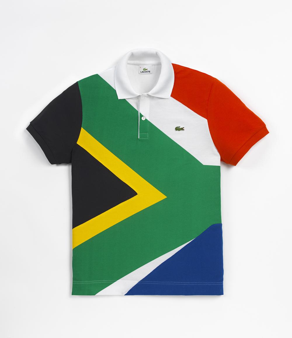 Polo Lacoste, une version spécial Jeux Olympiques