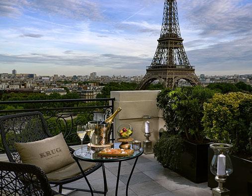 Le Bar à ciel ouvert by Krug au Shangri-La Hotel, Paris_web@Roméo Balancourt(2)