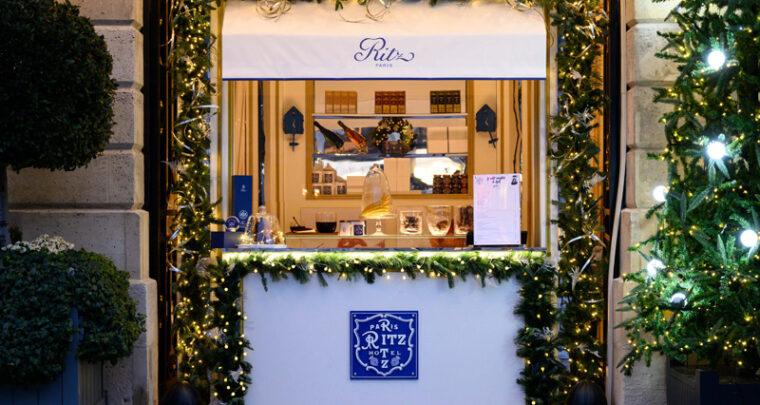 PARIS - Petit comptoir de Noël