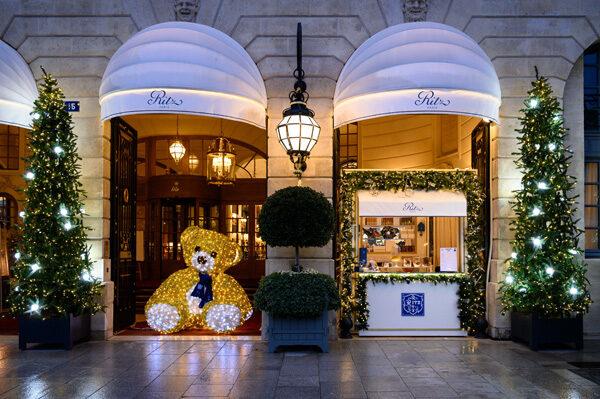 Le Comptoir de patisseries Ritz Paris (2)© Thomas Dudan