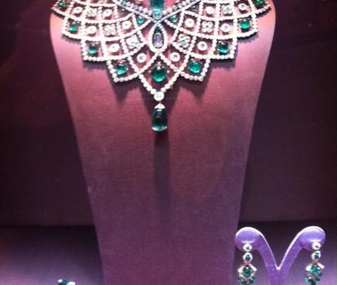 Les émeraudes de Fabergé