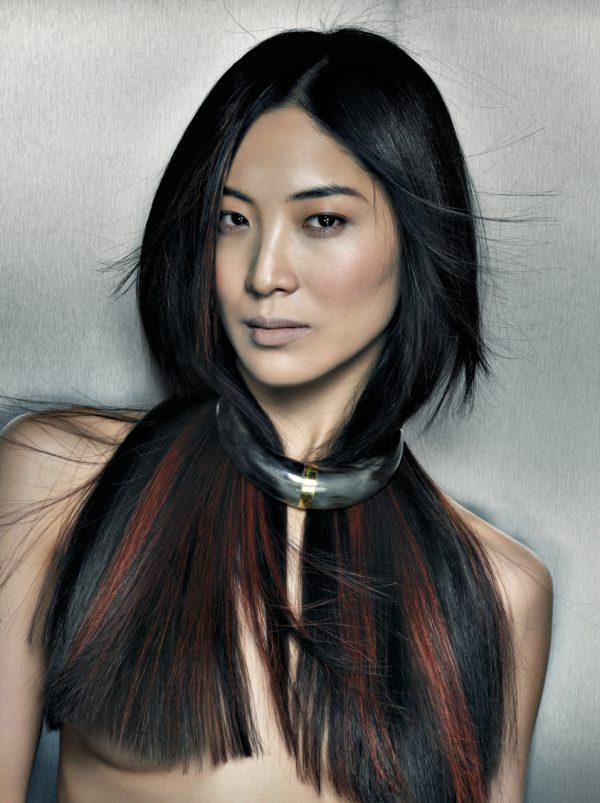 Lika Minato pour L'Oréal Paris Beauté Originelle