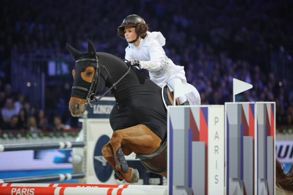 Longines Masters Paris 2015 LaurentVu