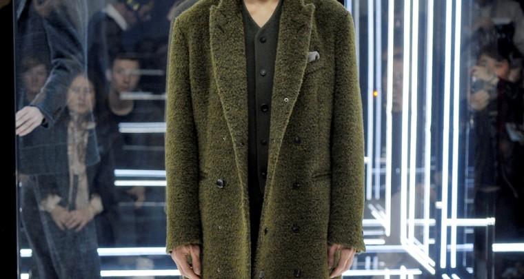 Un Manteau Cerruti 1881 pour l'hiver