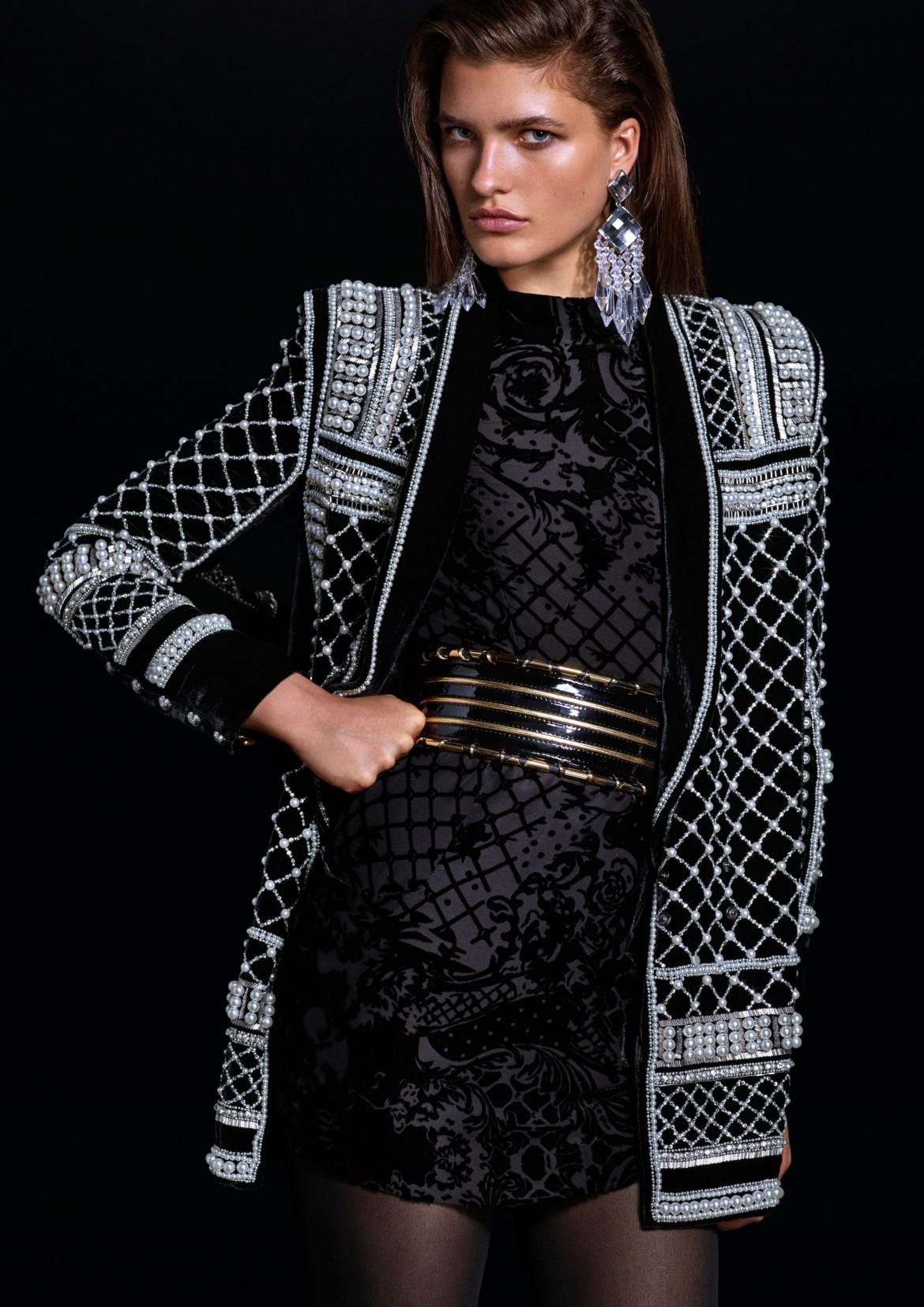 Balmaination, les looks marquants d'Olivier Rousteing : design Balmain pour H&M