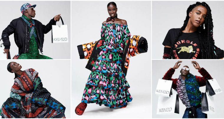Kenzo x H&M, quelques looks qu'on aime