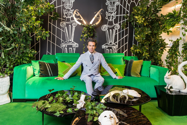 Vincent Darré pour Luxury Living