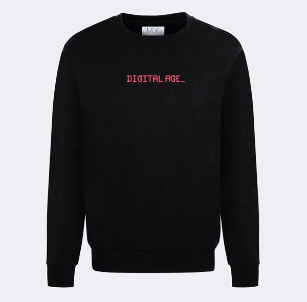 M.X - Sweat Digital Age - 120€