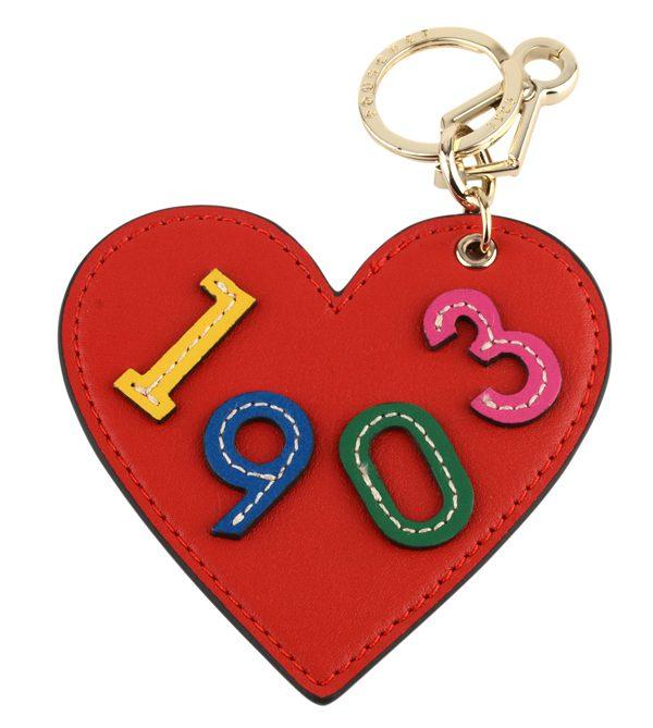 MAISON POURCHET - Porte-clés bijoux de sac - 55€
