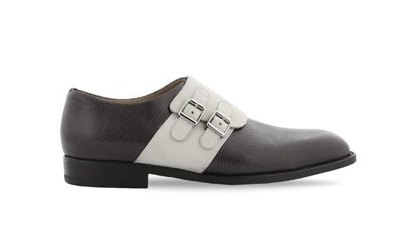 MANOLO BLAHNIK - Chaussures cuir - 815€