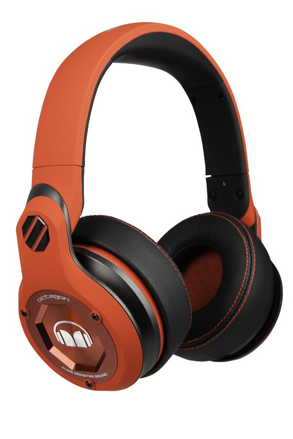 MONSTER - Casque Circum Aural Octagon - 280€