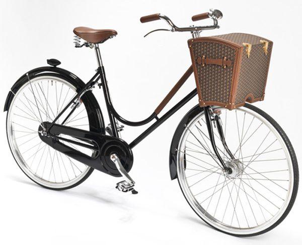 MOYNAT - Malle bicyclette vélo - Prix sur demande