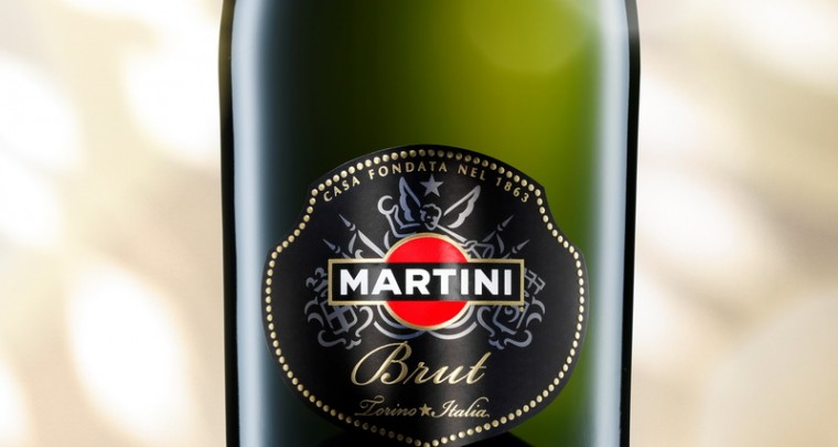 Nouveau Martini Brut - parfait pour les fetes