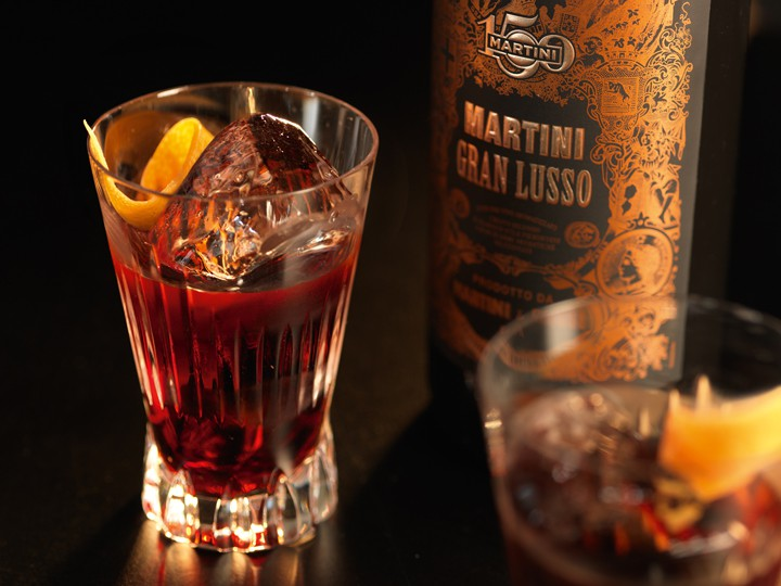 GRAN LUSSO de MARTINI