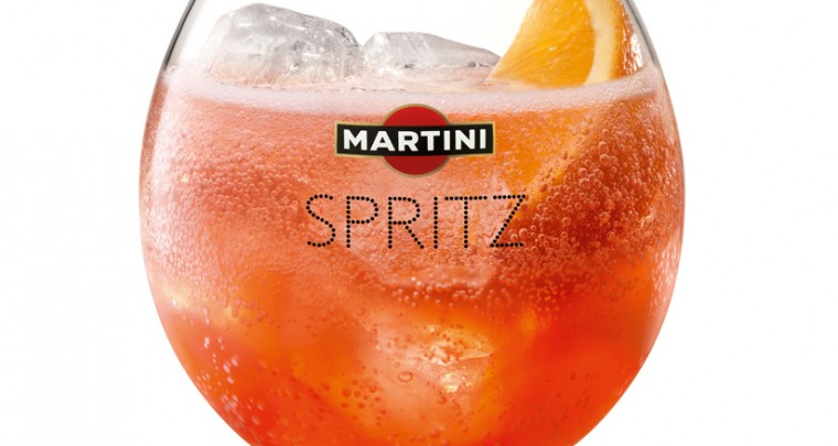 Martini Spritz : cocktail de renommée internationale