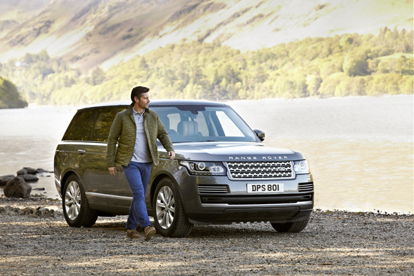 Mens Lifestyle - Land Rover - Chesterdon Quilt _ Pendon Polo