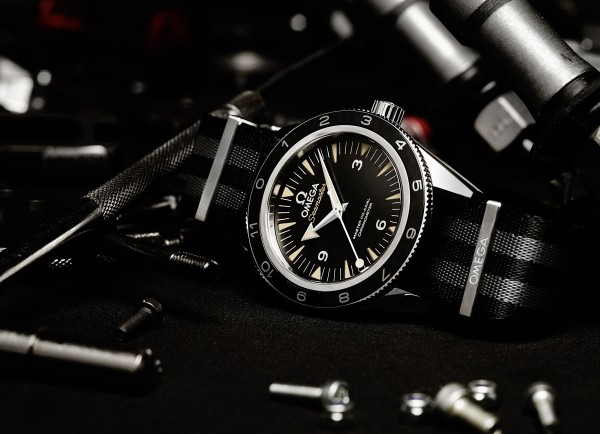Montre-James-Bond-OMEGA-Seamaster-300-Bond-2015-Spectre