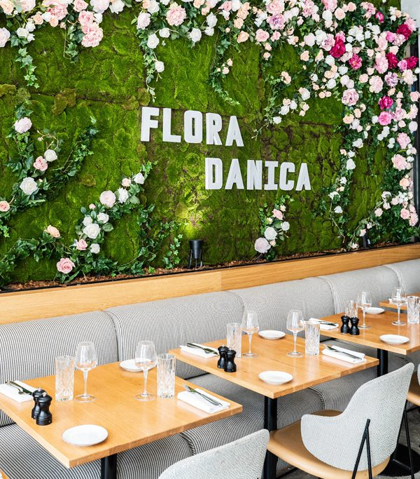 Mur flora Danica mai