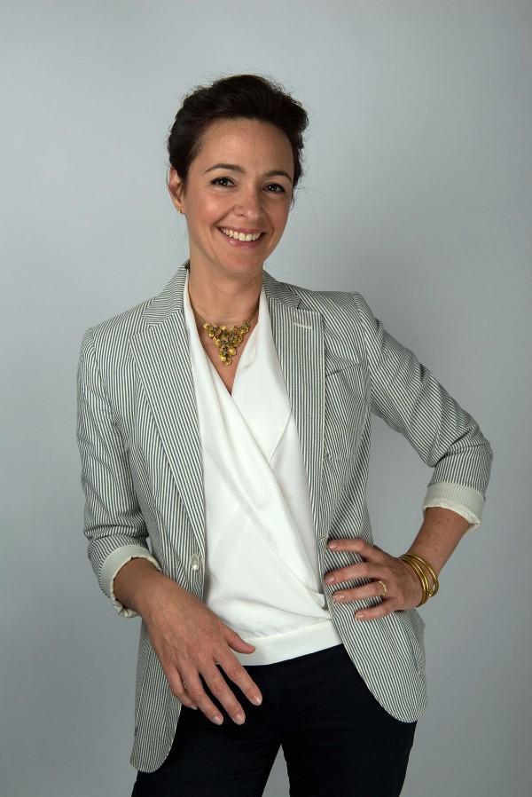 Mytille Mousson, fondatrice du salon Mes Joailliers Créateurs