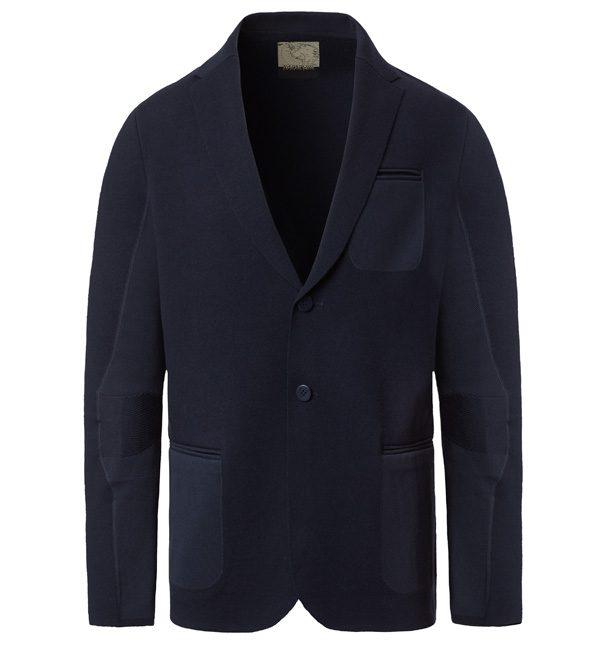 NAPAPIJRI -Blazer Ze-Knit Bleu Marine – 259€