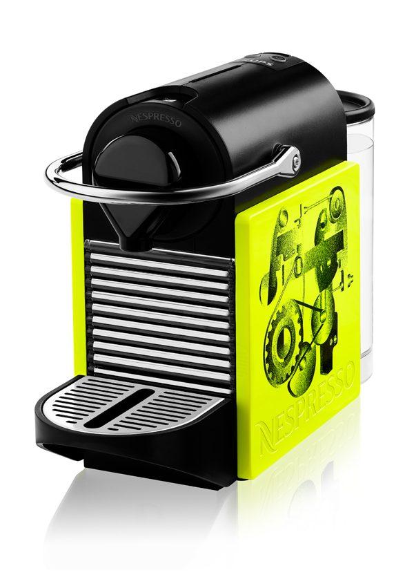 NESPRESSO- Machine Pixie Clips en édition limitée - 179€