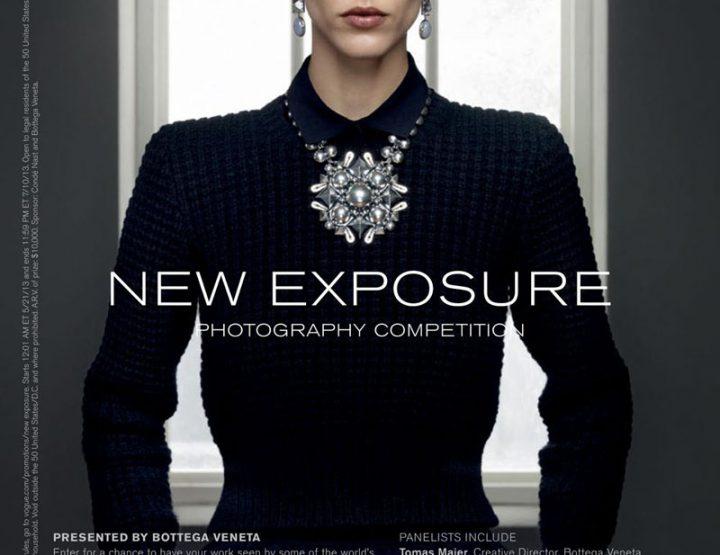 New Exposure : concours de photographie par Bottega Veneta