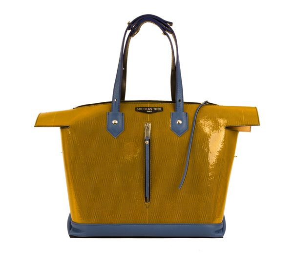 Nicolas Theil - Sac Nuclear blue yellow 1