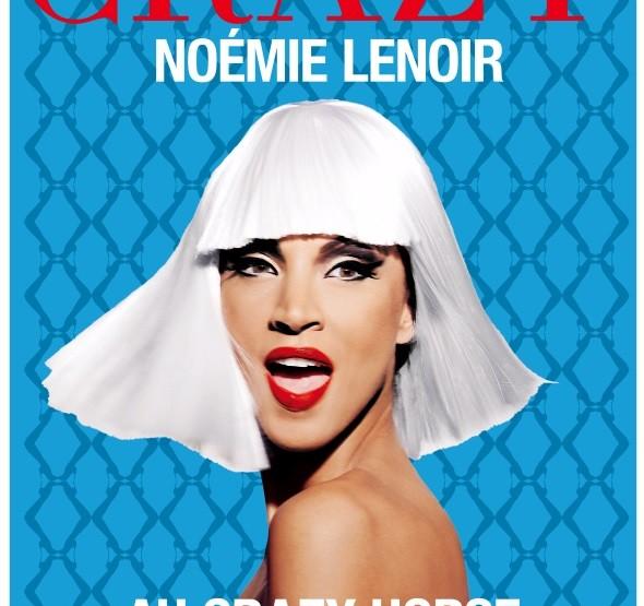 Noémie Lenoir, nouvelle reine du Crazy Horse