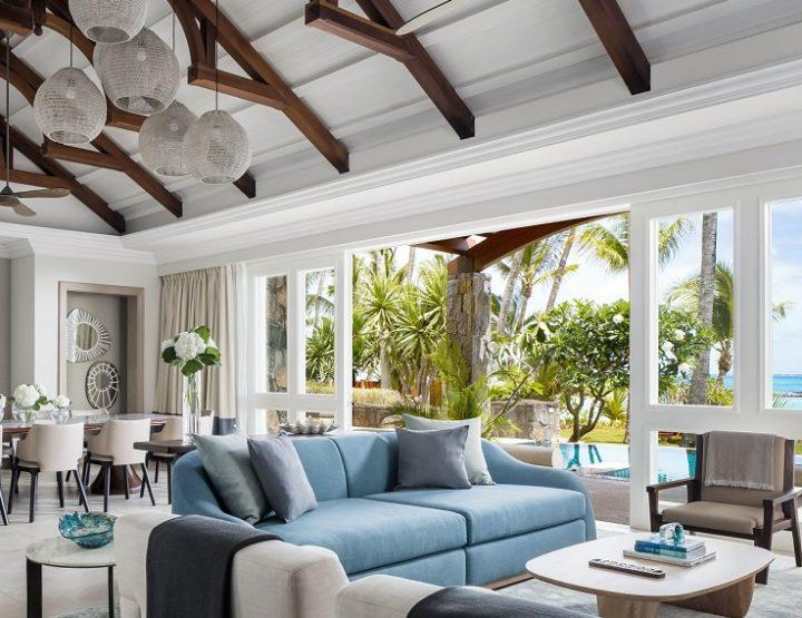 Summum du luxe à l'île Maurice