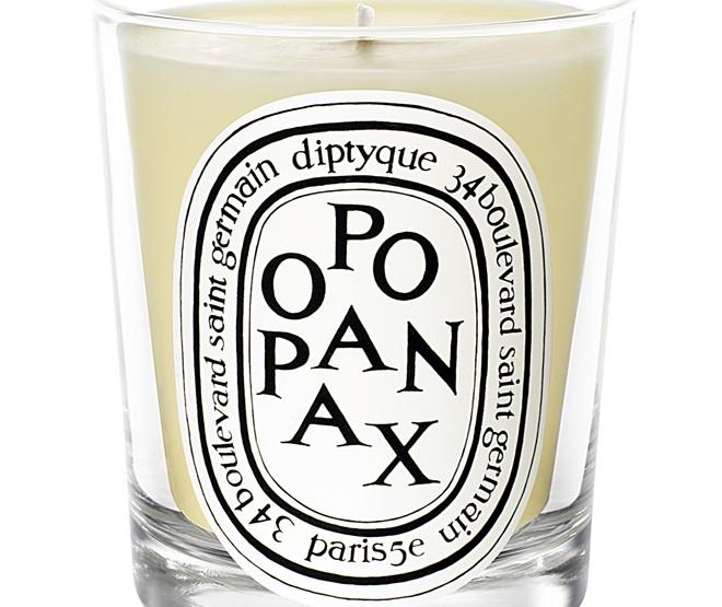 thedreamteam aime la bougie Opopanax de diptyque