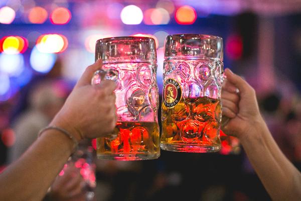Oktoberfest - la fête Munichoise envahit la capitale en octobre