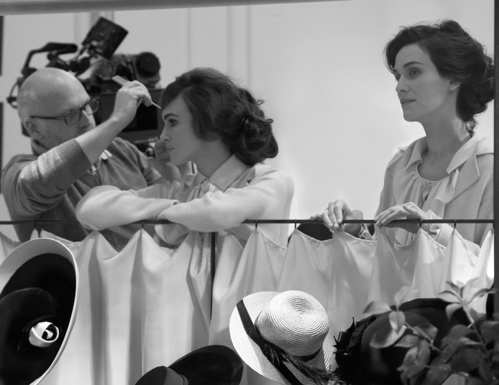 Keira Knightley est Gabrielle Chanel dans Once Apon a Time